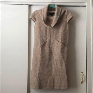 Cowel neck dress